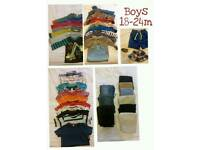 Toddler Boy Bundle 18-24m | Boys clothes for winter, baby, kids, children's
