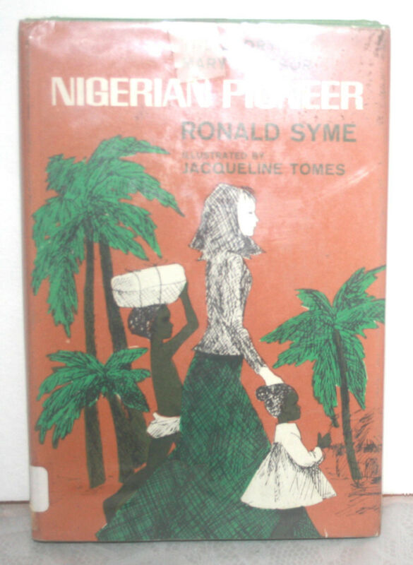 The Story of Mary Slessor: Nigerian Pioneer by R. Syme Laminated Hardcover -GOOD