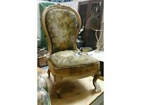 Victorian chair Kelly