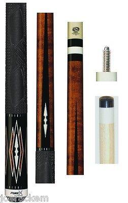 PureX HXT99 Pool Cue /& Case 11.75-12.75mm Low Deflection Shaft Kamui tip 18-21oz