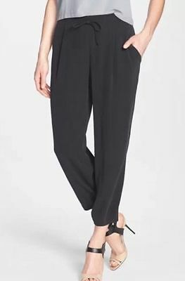 Брюки $258 BNWT EILEEN FISHER Silk