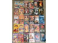 VIDEOS (VHS) - FREE & FOR SALE (WWF / WWE Wrestling, Films, Kids, Music, Friends, TV) Not DVD