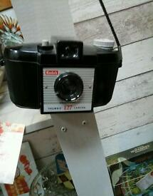 Carolyn Ann - Kodak Brownie Camera