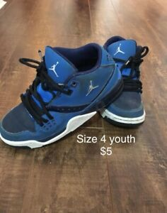 Jordan's size 4 youth