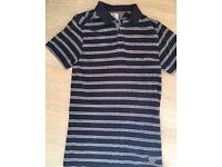 Men's Soviet polo tshirt size small