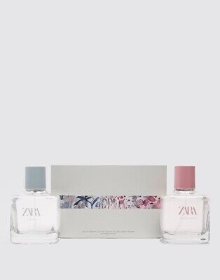 ZARA ORCHID EDP+WONDER ROSE EDP 100 ML (3.4 FL. OZ). PERFUME WOMEN