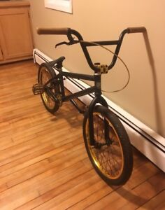 Kink bmx with about $1300 into it