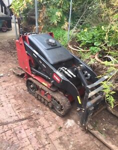 Toro mini digger with truck for hire Lonsdale Morphett Vale Area Preview