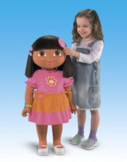 WANTED Life Size Talking Dora Doll Paralowie Salisbury Area Preview