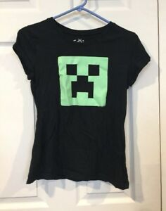 Minecraft Creeper Face T-shirt (listed price or best offer)