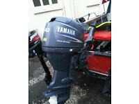 40HP 4 Stroke Yamaha Outboard