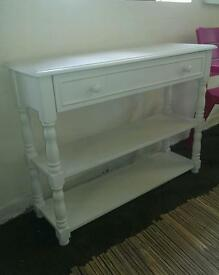 'NOTTINGHAM' Console Table - BRAND NEW