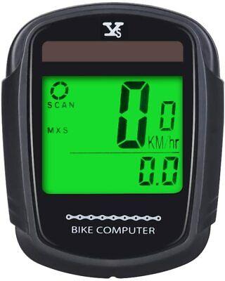 Cuentakilómetros para bicicleta KOROPADE inalámbrico impermeable con r