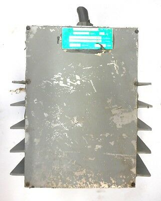 SINGLE PHASE TRANSFORMER, 60HZ, 240/480V