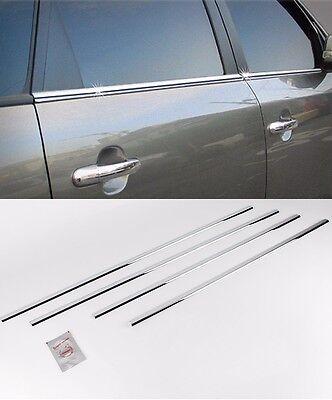 K-846 Chrome B-Pillar Cover Molding Trim for Kia Sorento 2003-2008