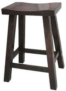 Mennonites Handcrafted Custom Build Solid Wood Bar Stools for Your DIY Kitchen Renovation Project - Ship Across Canada