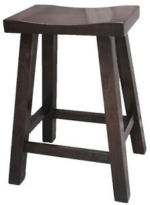 Handcrafted Heavy Duty Saddle Bar Stool Kit - SALE!!! 65% OFF!!!