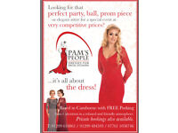 Hire gowns or sell us yours! Great prices paid.