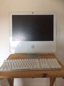 iMac - functional, but needs screen repaired