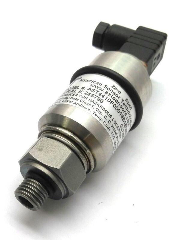 American Sensors AST4410F00016B4AE0000 Pressure Sensor 7/16-20 16 Bar 10-28VDC