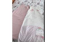 Gro sleeping bags 6-18months 2.5tog (girls)
