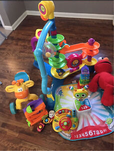 """Fisher price """"ballapalooza"""" and other toys"""
