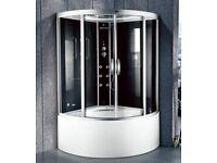 Steam Shower Pod Enclosure - New World SS-09 - BNIB Retails at £3600