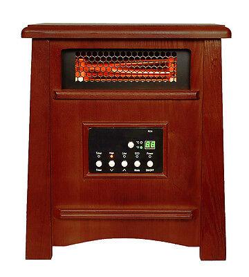 Green Peak 8 Element Quartz Infrared Heater GreenPeak 1800 Sq. Ft.