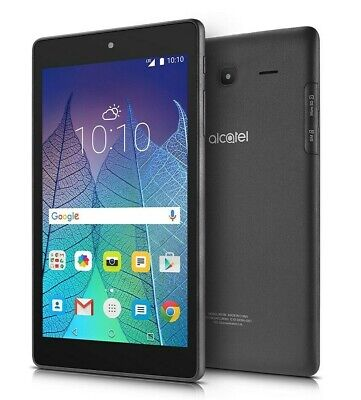 NEW Alcatel OneTouch Pop 7 | Wi-Fi + 4G LTE (GSM Unlocked) 7in Display Tablet