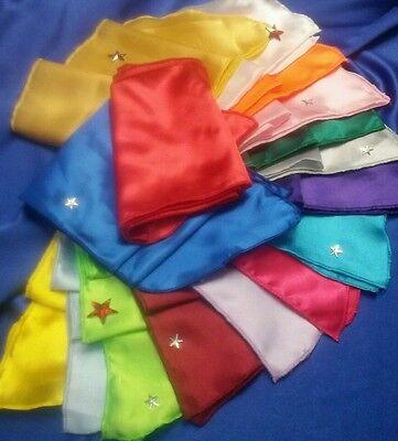 100 Großverkauf gemischt Farben nur ETA Elvis Tribut Overall Schals bestückt
