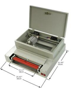 Open Box Desktop UV Coating Machine Laminator 026035