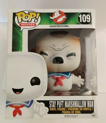 Funko Pop 109 Ghostbusters ANGRY Stay Puft Marshmallow - Stay Puft Marshmallow Man Ghostbusters