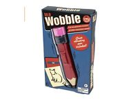 HILARIOUSLY FUNNY WOBBY DRAWING GAME WITH VIBRATING PEN FOR HOURS OF FUN. NEW SEALED.