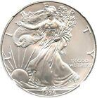 American Eagle 1996 Silver Bullion Coins