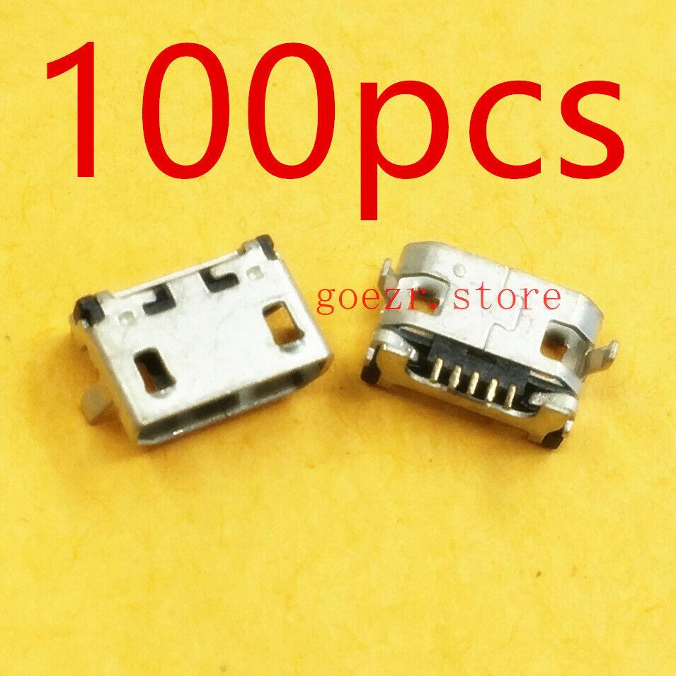 100 X New Micro USB Charging Sync Port For NVIDIA SHIELD K1