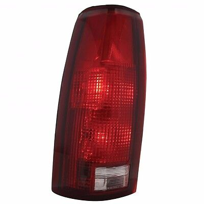 1988 - 2002 Chevy & GMC PickUp Truck/SUV Tail Light - Driver Side
