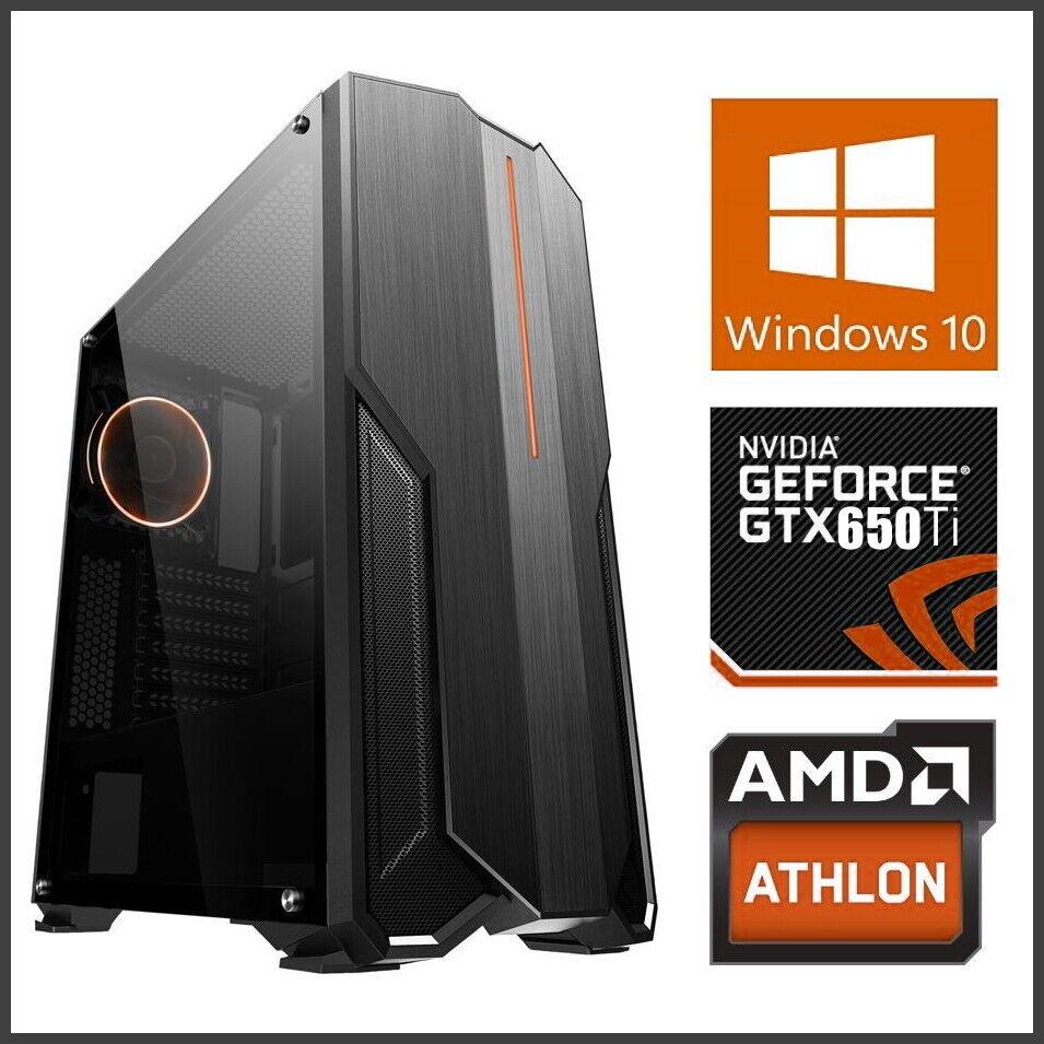gaming computer desktop pc tower 3 8ghz