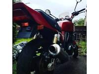 Kawasaki zrx 400 jap import PX SWAP