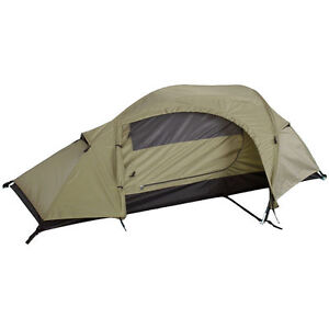 One Person Army RECON US Military Outdoor Tent One-man tent Tent coyote