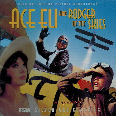 Ace Eli And Rodger Of The Skies/Room 222 - OST FSM | Jerry Goldsmith | CD NEU