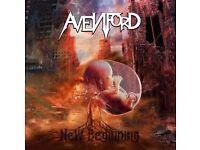 Metal band AVENFORD seeking vocalist, lead guitarist, keyboards