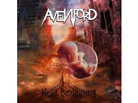 AVENFORD are looking for a new singer (South London Metal/Hard Rock Band)