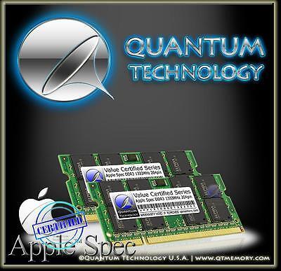 16gb 2x 8gb Ddr3 Ram Memory For Apple Macbook Pro Intel Core I7 2.2ghz 17 2011