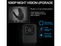 Hidden Waterproof WiFi Spy Night Vision Wireless Camera