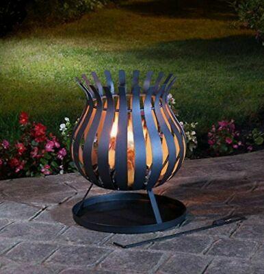 Bulb Fire Basket I Fire Pit I Patio Heater I Log Burner I FAST & FREE DELIVERY ✅