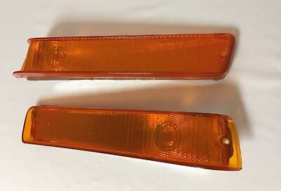 78 - 79 FORD PU, BRONCO  TURN SIGNAL  PAIR (RH AND LH) NEW - Ford Bronco Cornering Light