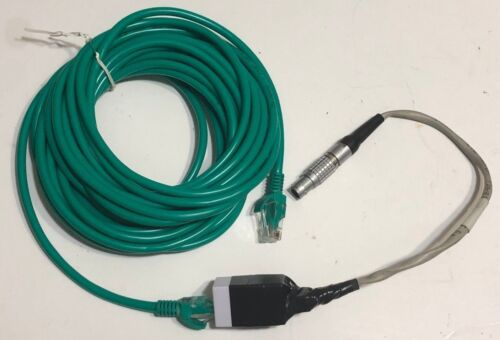 SAIC RTR4 Imager to PC Data Connection Cable: Digital X-Ray Wired Imaging System