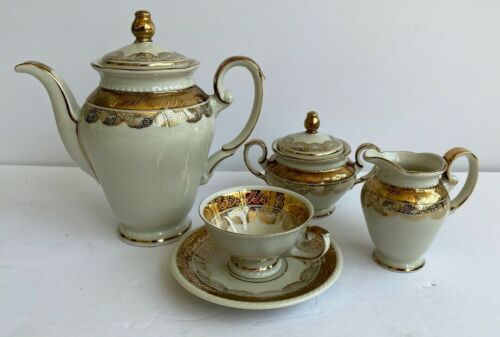 VINTAGE MPK BAVARIA COFFEE  SET