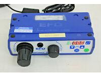 .75A Pressure Gauge 0-100psi Nordson EFD 900 Dispenser Power: 120VAC 50//60Hz