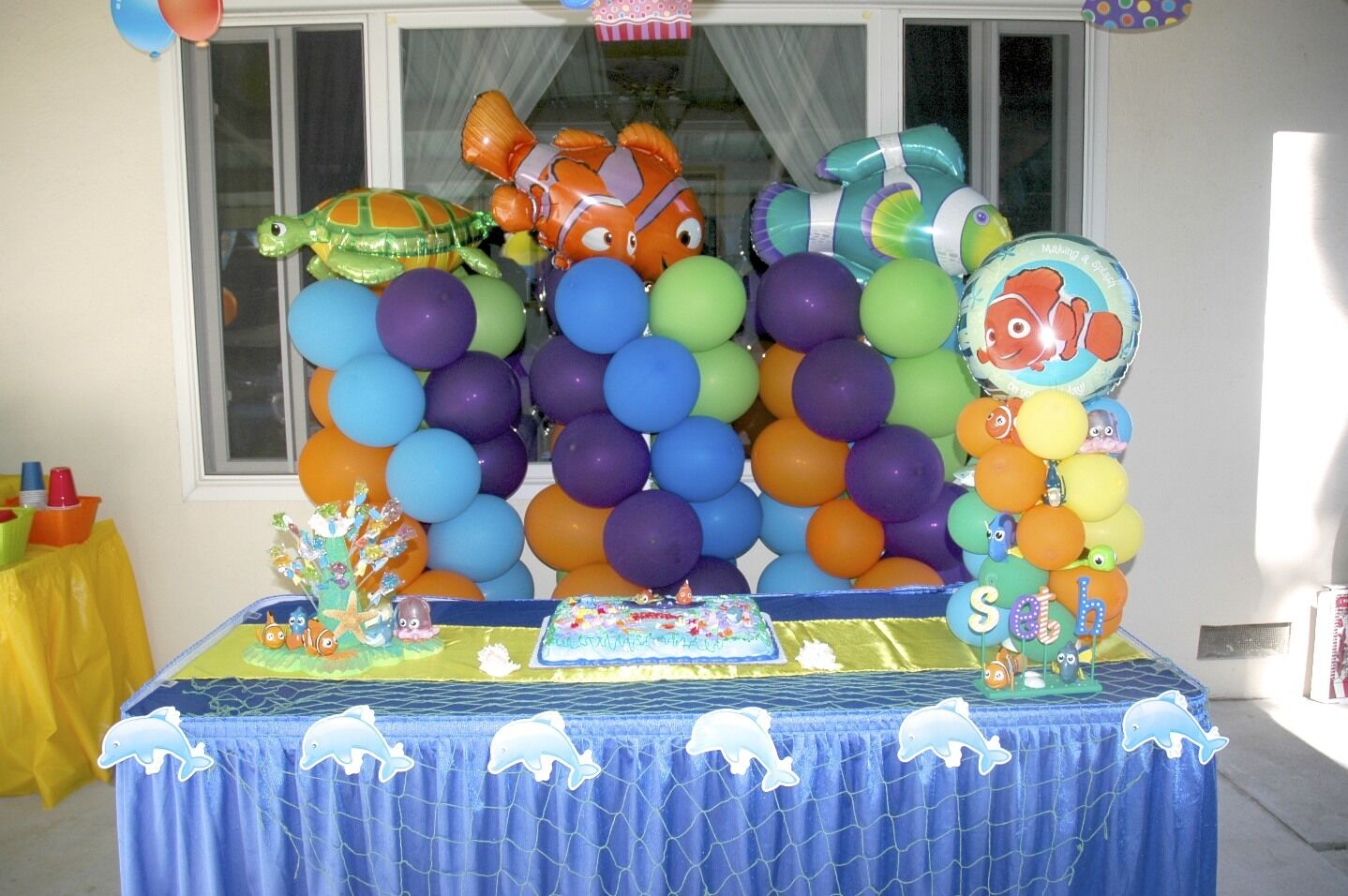 a kids perfect party